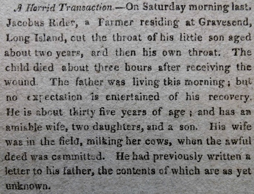 New York, Commercial Advertiser, Monday, May 30, 1814