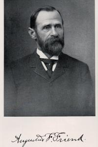 Augustus F. Friend (1840-1933)