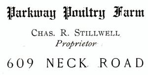 Stillwell.Charles.R.poultry.farm.1911