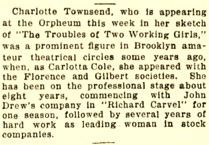 Brooklyn_Eagle_1909_03_10_Wed__Carlota_Cole