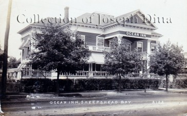 By 1913 the compound included the Ocean Inn at 3024 Ocean Avenue.